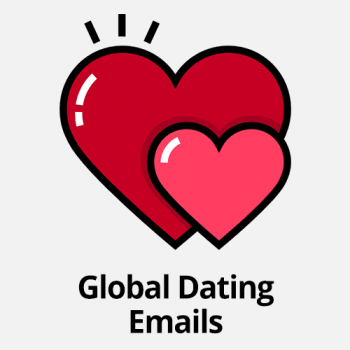 global dating emails