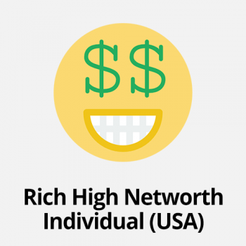 rich high networth individuals from usa