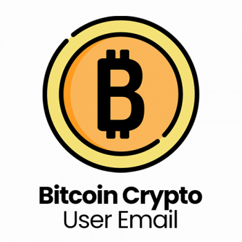 cryptocurrency bitcoin user emails