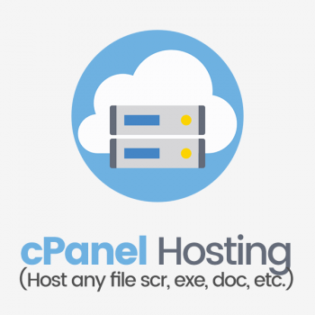 scam cpanel hosting for any file no restrictions