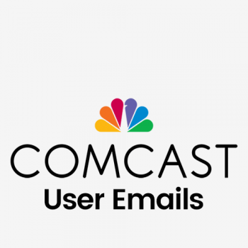 comcast consumer email list
