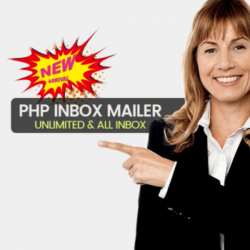 bulk friendly unlimited php inbox mailer
