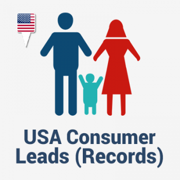 usa consumer leads records