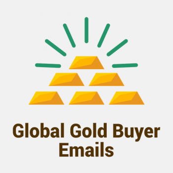 gold buyer emails
