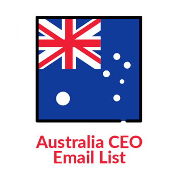 australia ceo business email list