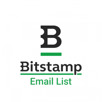 bitstamp user email list bitcoin