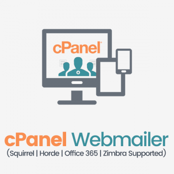 1 Month cPanel Webmail Server