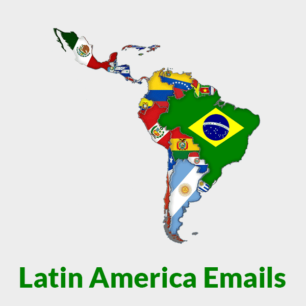 27,989,126 Latin America Emails
